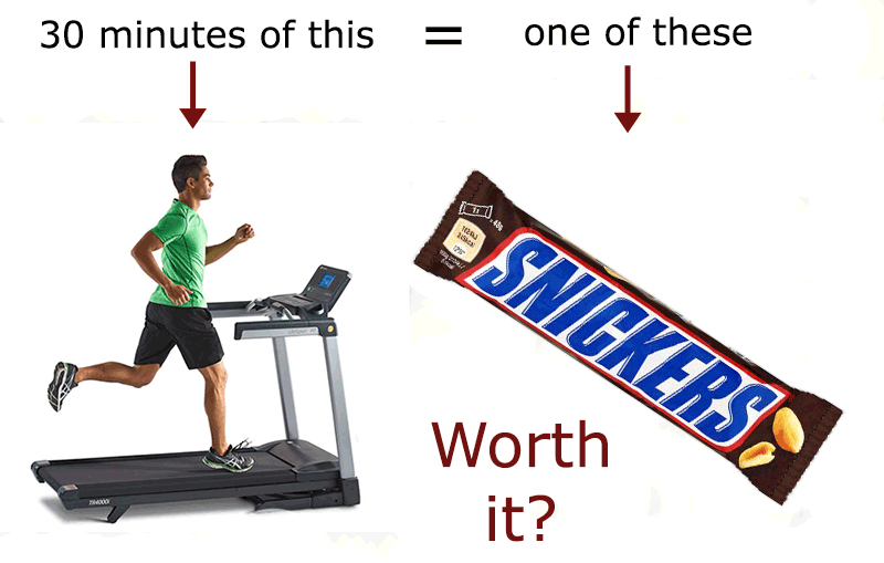 30-min-cardio-equals-1-snickers