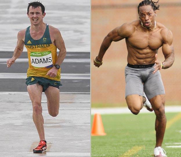 marathon-sprinter