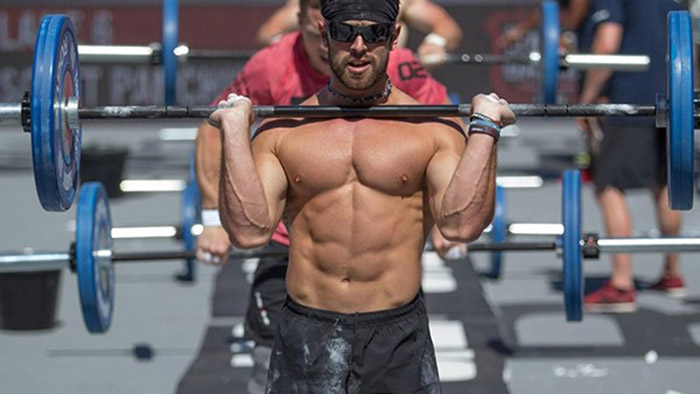 rich froning concurrent training