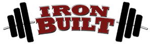 Iron Built Fitness Retina Logo