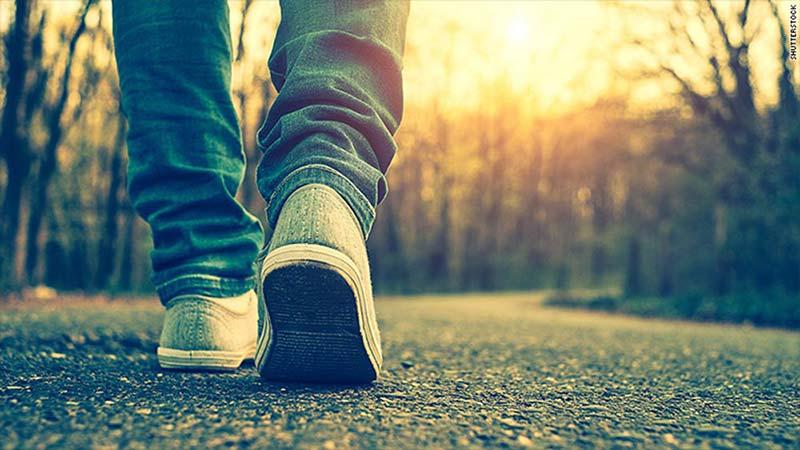walking intermittent fasting