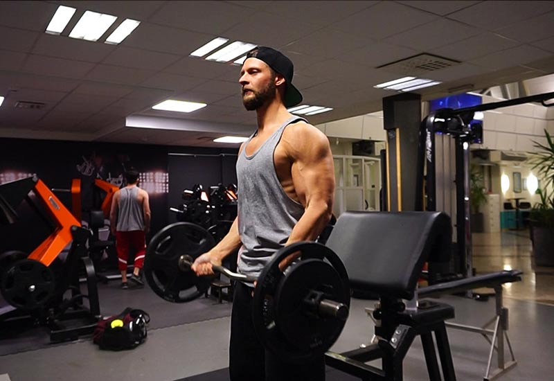 The complete muscle and strength training guide