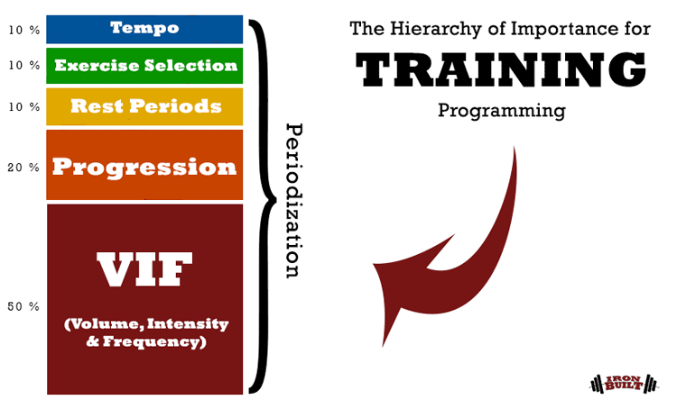 the-hierarchy-of-training-importance