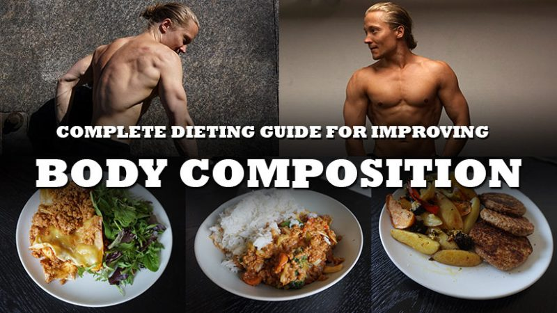 Improving-body-composition-complete-dieting-guide