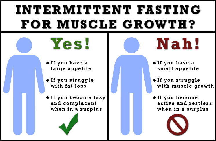 Intermittent-fasting-for-muscle-growth-yes-or-no