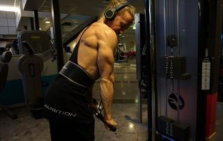 Reps For Muscle Growth How Heavy Should You Train