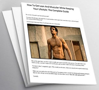 How-To-Get-Lean-And-Muscular-While-Keeping-Your-Lifestyle---The-Complete-Guide-pdf