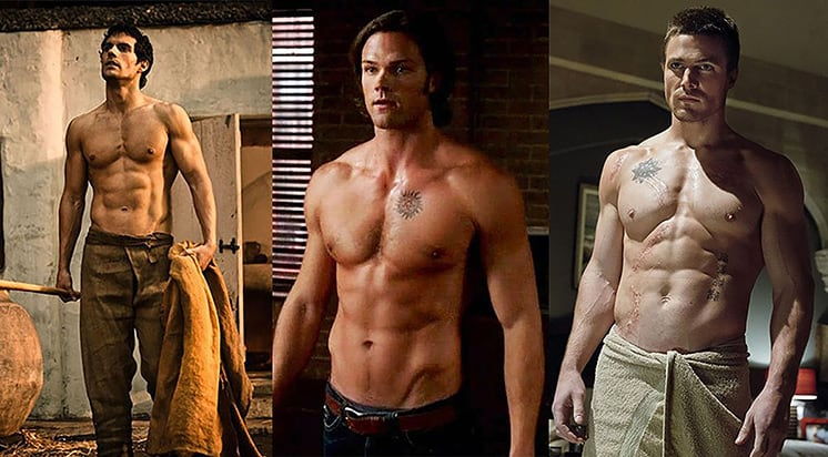 How To Build An Aesthetic Hollywood Actor Type Physique Complete